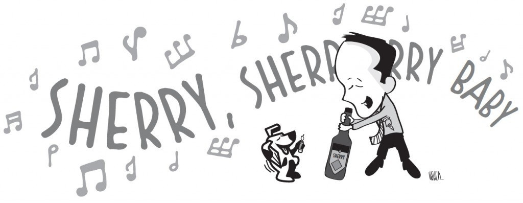 Wine Geek Speaks - Sherry Baby