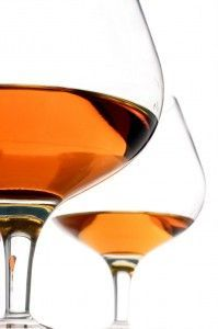 A Glass of Brandy