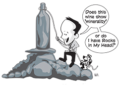 Wine Geek Minerality Comic Small