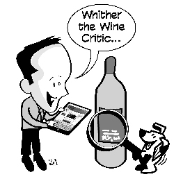 Wine Geek Whither the Wine Critic Small