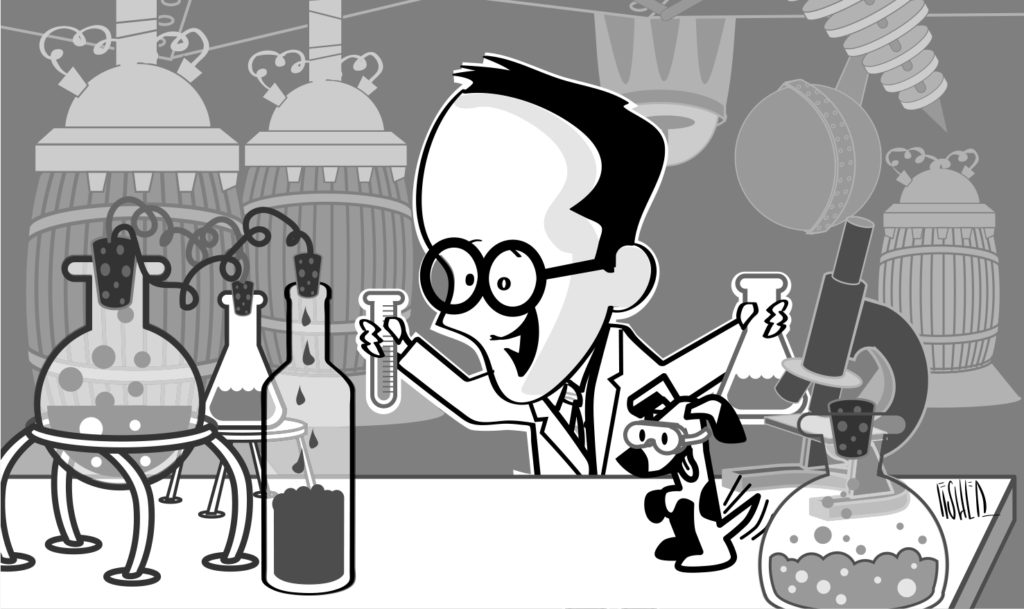 Wine Geek OND | What's in your Wine?