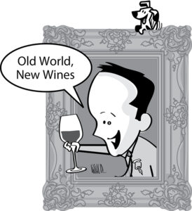 Wine Geek AMJ 2018 Old World New Wines