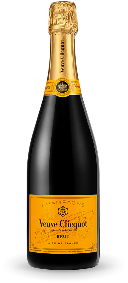 The product image for Veuve Clicquot 'Yellow Label' Brut Non-Vintage