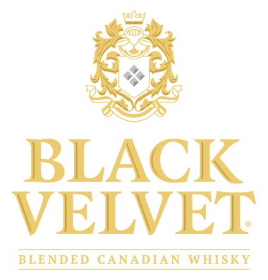 Black Velvet Canadian Whiskey - Brand Logo