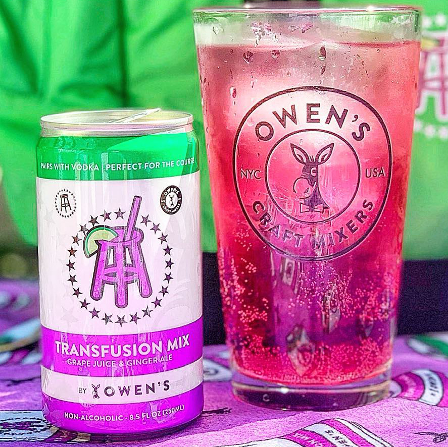 Owen's Craft Mixers - Transfusion Mix